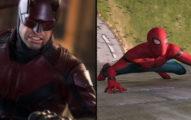 漫威英雄競爭激烈...蜘蛛人邀夜魔俠拍續集 彼得帕克事業版圖擴大了啊!