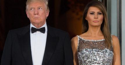 老婆出院川普推文「寫錯名」超尷尬 網笑:情婦太多?