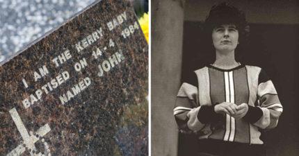 愛爾蘭反墮.胎帶出34年前「最黑暗的悲劇」 男嬰中28刀成犧牲者