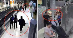 女子眾目睽睽之下被5名綁匪擄走 監視器畫面全錄...竟無人發現!