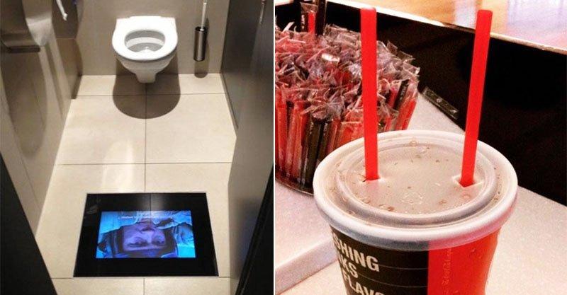 這16間「非一般戲院」讓人想直接住進!上廁所不怕錯過電影片段