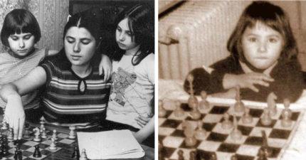 心理學家用親生女兒做30年實驗 養出3位世界冠軍:天才並不存在!