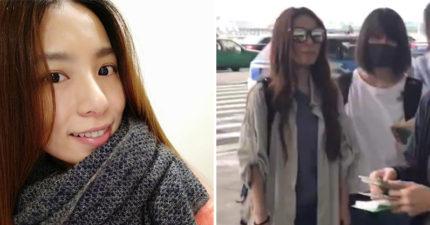 田馥甄機場變臉吼:你們不要再害我 粉絲傻眼「我們更愛她了」