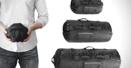 行李忽然變多也塞得下!出國必備「百變背包」才是終極打包收納技巧