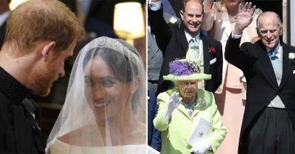 9個嘴型研究專家透露「皇室婚禮的悄悄話」 他:我沒宿醉真的很棒