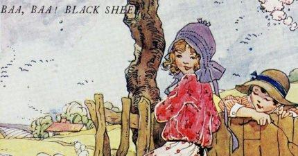 10首暗藏超驚悚黑暗故事的「童謠」 《倫敦鐵橋垮下來》其實是...
