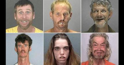 「你有權保持有趣!」美國警方釋出重罪.犯有趣攝影(21張)