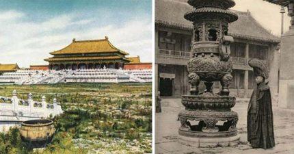 美國雙胞胎攝影師「鏡頭下的老北京」 96年前野生清朝太監!