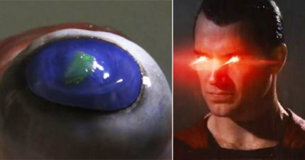 科學家成功打造「雷射隱形眼鏡」 將可學超人眼睛射光束