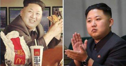 金正恩喊:想要北韓有麥當勞 網友緊張「一引進比開發核武還危險」