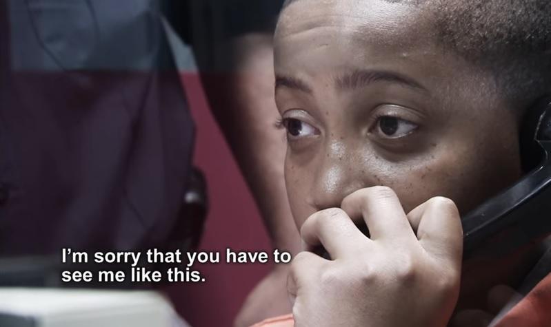 10歲童探訪入獄兄長 哥哥「發自內心的一句話」逼哭網友