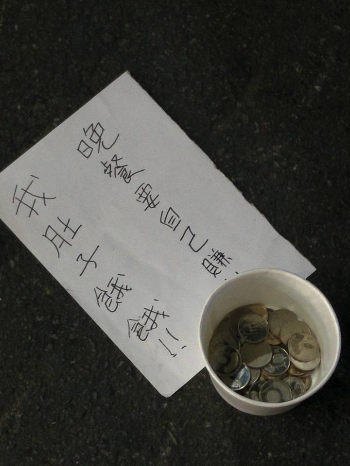 超無恥主人小狗被「丟路邊乞討」 被路人罵還反嗆:自己的飯錢就要自己賺啊!