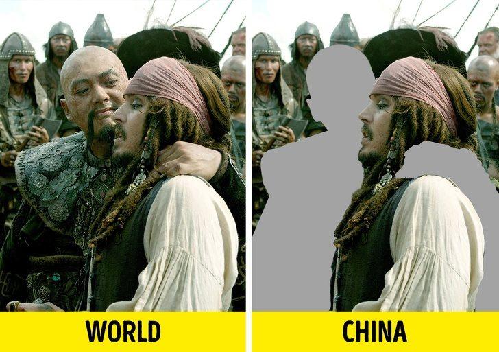 9個經典熱門電影「在這些國家不太一樣」 中國版這部他直接被消失