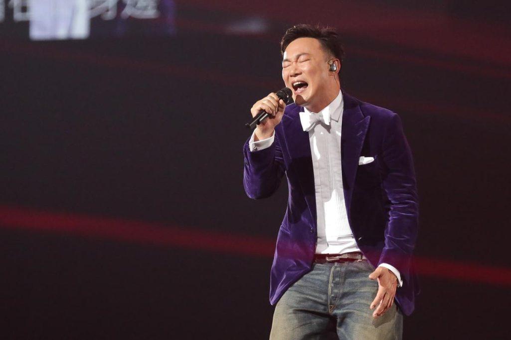 陳奕迅失常演唱 40秒後全場聽不下「驚人到哭出來!」