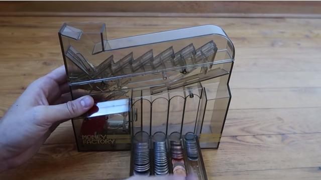 討厭收到零錢?這台「硬幣自動分類神器」就是你的救星!