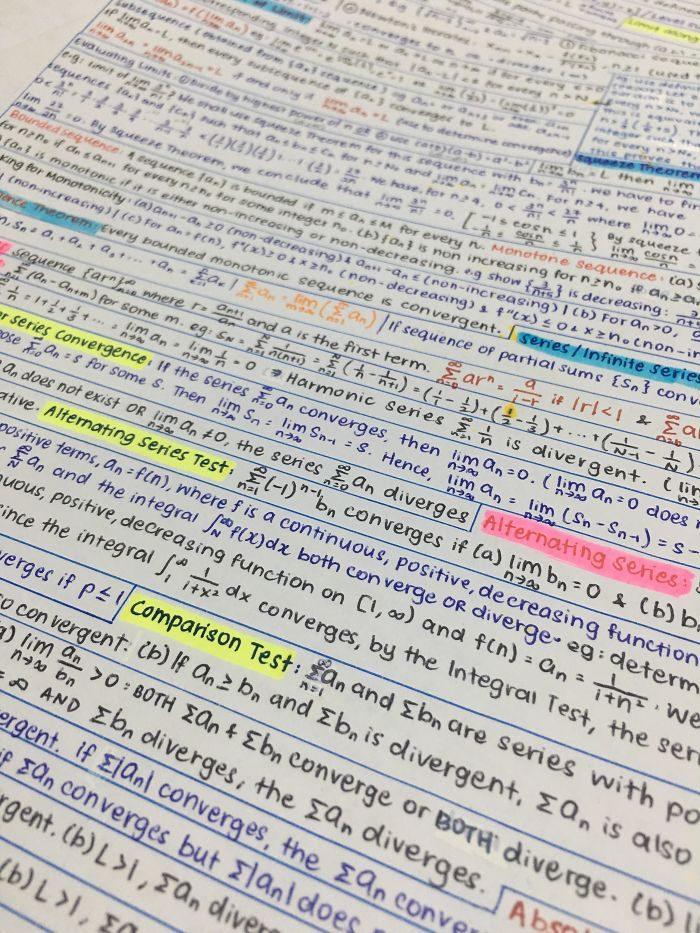 30個讓人雞皮疙瘩搓不完「極致療癒手寫字」