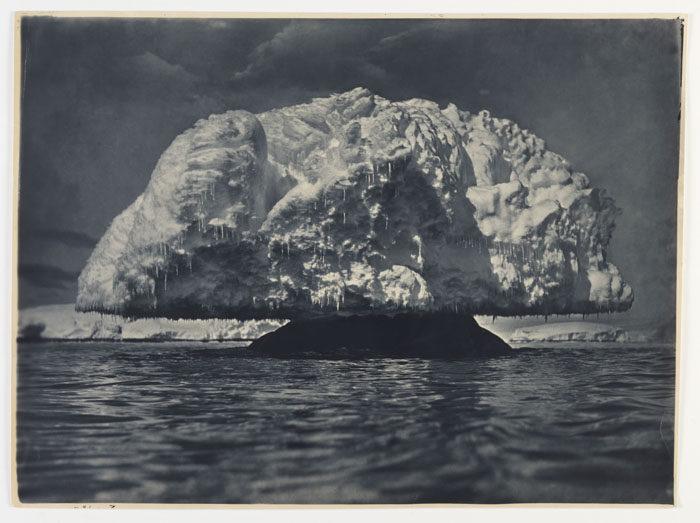 一百年前澳洲首支「南极敢死队」图集 逼近死亡才能见证的美 -5afd496988f28