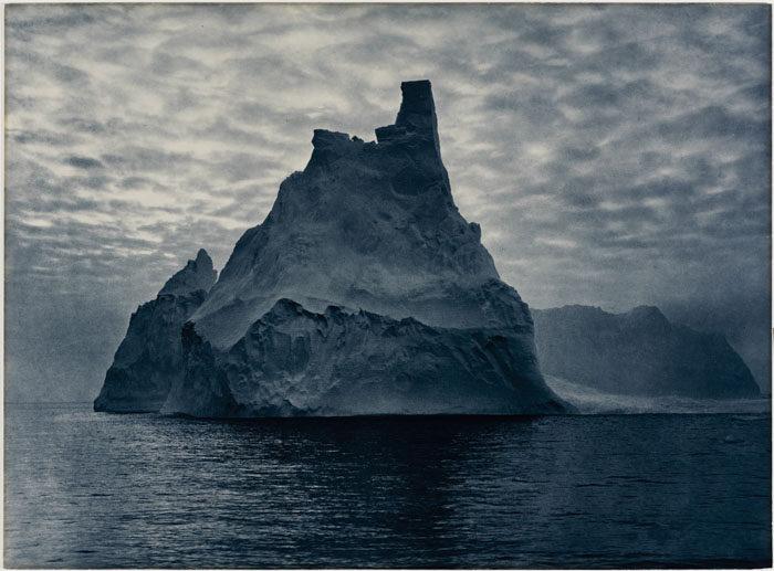 一百年前澳洲首支「南极敢死队」图集 逼近死亡才能见证的美 -5afd4970bf160