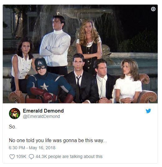 「美國隊長被網友霸凌」全都是蜘蛛人害的!連比爾蓋茲都遭殃
