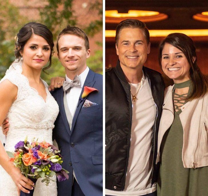 遇到男明星笑得比結婚開心!22組「夫妻沒幽默感不行」照片