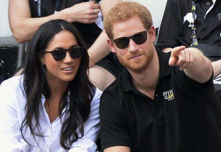 20個哈利王子和梅根「不想被媒體知道的秘密」 她其實根本就是雙面人?