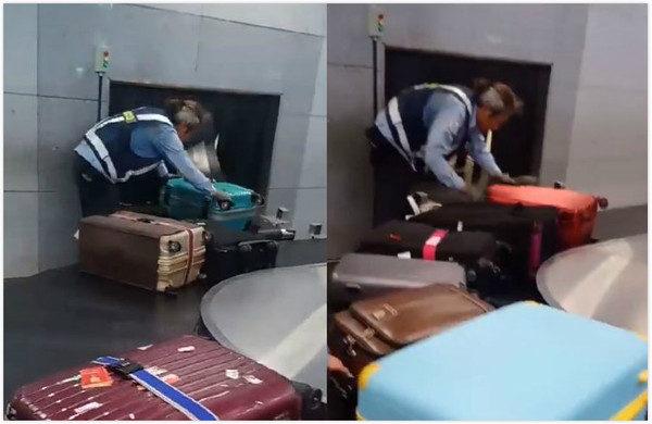 不輸日本!回國看到地勤彎腰將「行李手把朝外」:不加薪不行