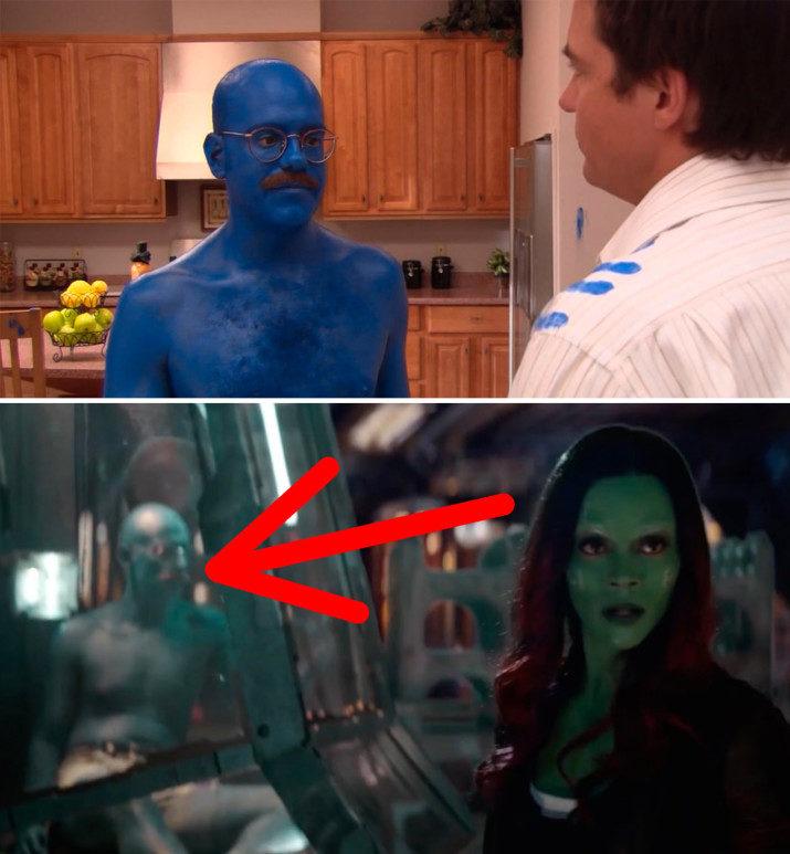 看《復仇者4》前必複習!17個《復仇者3》中你「看一次絕對不會發現」的精彩彩蛋