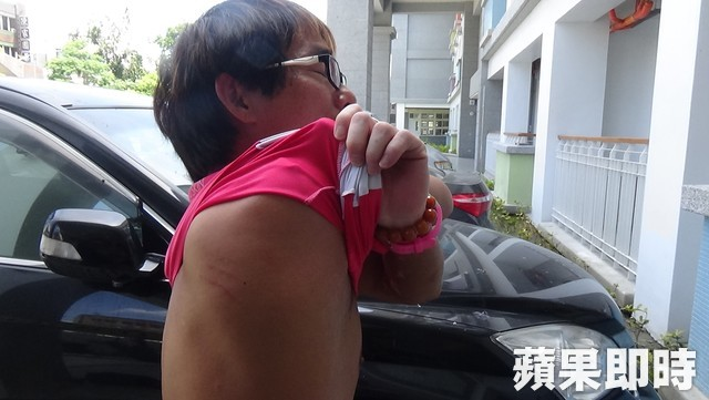 跆拳道一路打進家門!陳詩欣老公哭訴「她踹破門打我」 本人:我只是開門