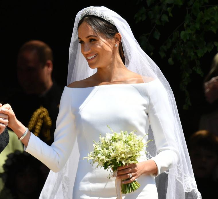 凱蒂佩芮狠酸梅根上億婚紗「完全不OK」 她:凱特贏了
