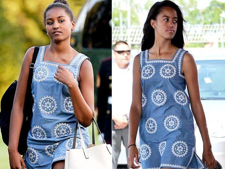 15張歐巴馬不想讓大家看到的「女兒私下照」 曾沒穿褲子出去?