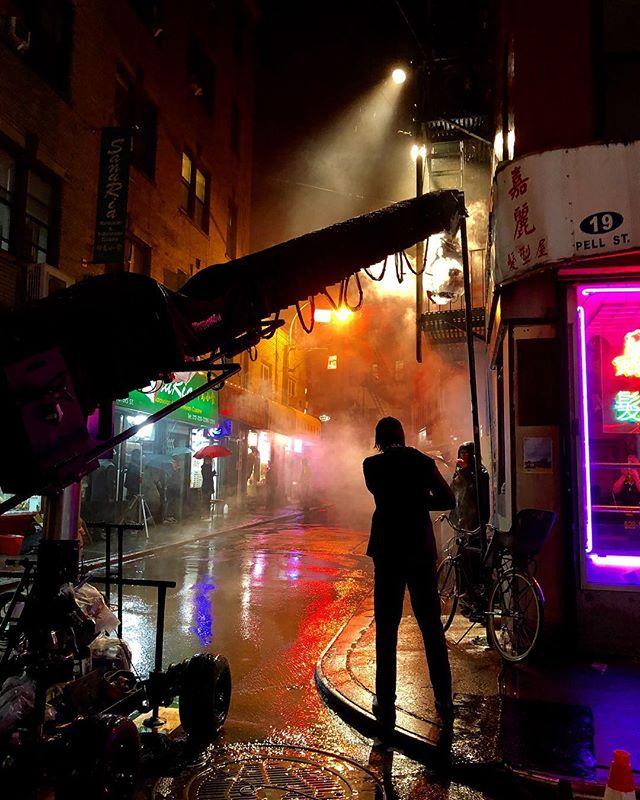 基哥回來了!《捍衛任務3》片場照首發 最新細節曝光:一小時殺出紐約!