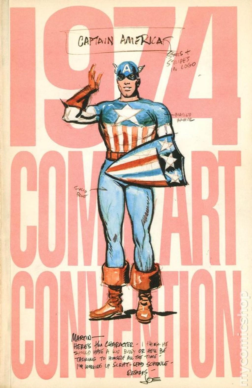 《美國隊長》77年來一直在「換盾」 暗示《復仇者4》重要關鍵