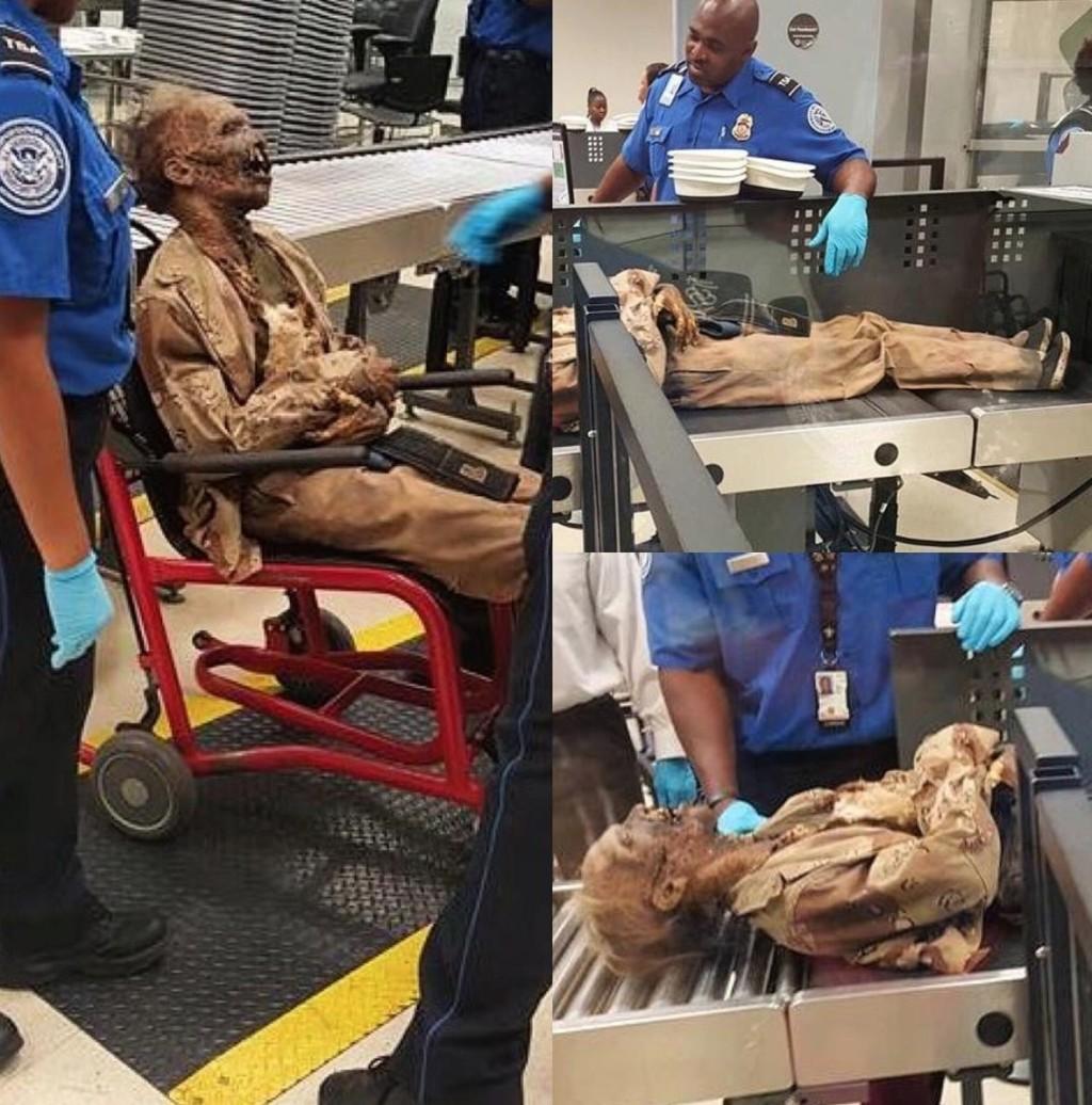 15個會讓你一臉黑人問號「出現在機場X光機」的東西