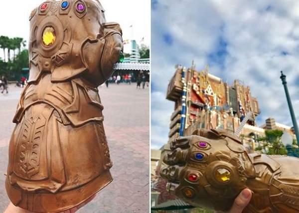 迪士尼乐园推「无限手套造型杯」 无限宝石口味嗨翻影迷 -qaCTo6GamKWcr6c