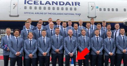 世足/冰島KO阿根廷全靠「神奇吉祥物」還有專屬機位 網友一看秒懂:難怪會贏!