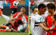世足/單場24犯!南韓把墨西哥球員「當球踢」 吞下4張黃牌