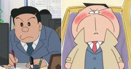 小新爸爸原來是人生勝利組!經典卡通中「爸爸職業」大公開