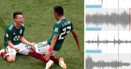 世足/上屆冠軍德國被墨西哥爆冷破門 墨迷太興奮「跳出地震」!
