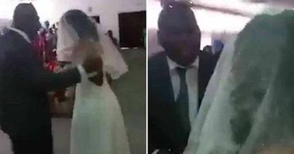 修蛋幾勒!他結婚穿白紗的「不是老婆」 小三八點檔式報復:就是要嫁你