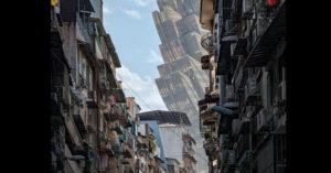 太空船現身?攝影師意外在澳門拍到「未來世界」