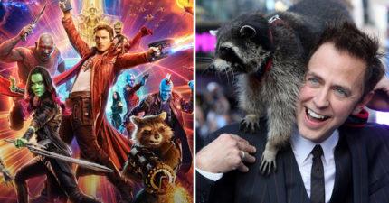 導演宣布《星際異攻隊3》「劇本完成+半劇透」!粉絲期待:火箭浣熊當主角嗎?