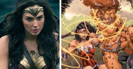 《神力女超人2》反派劇照曝光 DC大方認「豹女就要來了!」