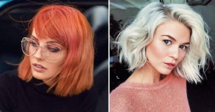 歐美部落客換新造型囉❤ 7個2018年春夏最夯炫酷髮型