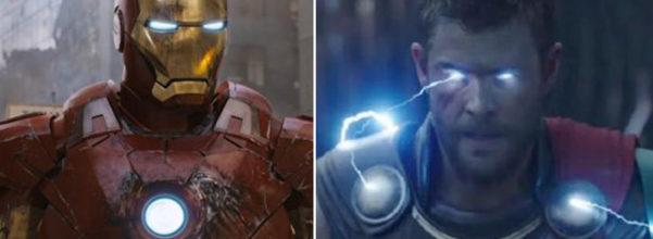 如果鋼鐵人結合雷神?漫威釋出「5張超帥英雄合體圖」 預告大玩融合梗