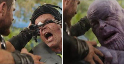 《復3》特效解析影片曝光!幕前幕後差很大「當薩諾斯也太辛苦」