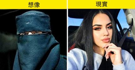 揭開阿拉伯女性的神秘面紗 「一夫多妻制」苦到的其實是老公!