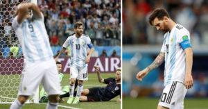 世足/連2戰繳白卷!阿根廷爆梅西等7球員退出國家隊