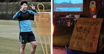 孤獨的運動員!南韓踢贏德國「自己人不買單」 上青瓦台聯署:鞭刑南韓隊啦