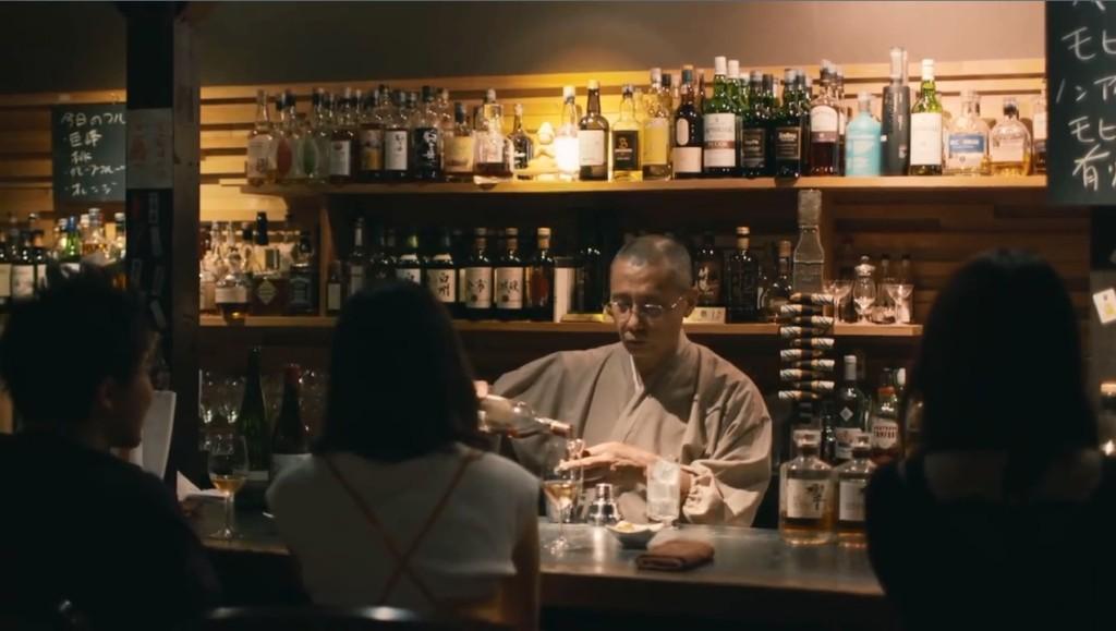 日本京都和尚酒吧 真實人生的擺渡人