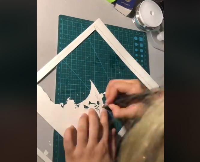 超狂「海賊王光影紙雕」手工超精緻 海賊迷瘋狂:哪裡能買!
